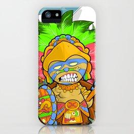 Tenochtitlan - Azteca Moderno  iPhone Case