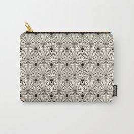 Retro art deco pattern ornament. Carry-All Pouch