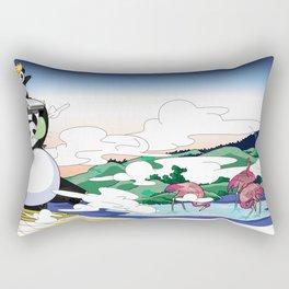 ZONE PANDA Rectangular Pillow