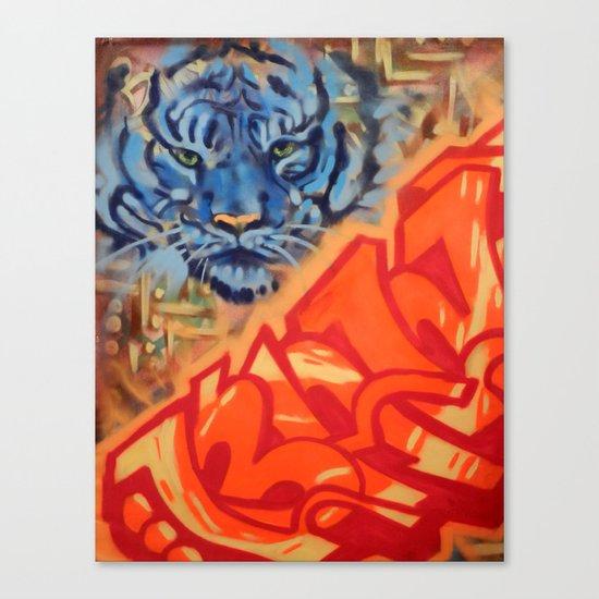 Just Gazing Canvas Print