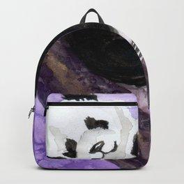 Panda bear sleeping Backpack