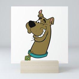 Scooby Mini Art Print
