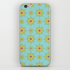Moon Flower iPhone & iPod Skin