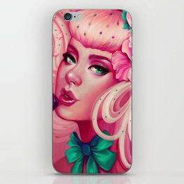 Sweet Release iPhone Skin