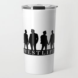 Westlife Comeback Travel Mug