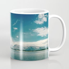 Nautical Tetons Coffee Mug