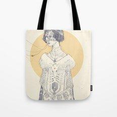 Echoed Tote Bag