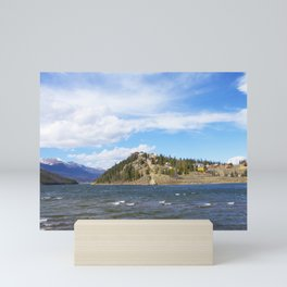Colorado Mountain Landscape Mini Art Print