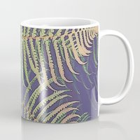 fern Mugs featuring Fern by 83 Oranges™
