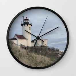 Eastern Point Lighthouse Wall Clock