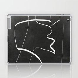 Abstract line art 6/2 Laptop & iPad Skin