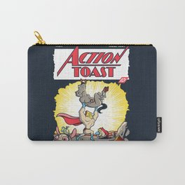 Action Toast Carry-All Pouch