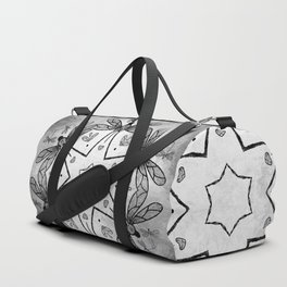 Magical kaleidoscope of dragonflies Duffle Bag