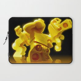 Yellow Butts Laptop Sleeve