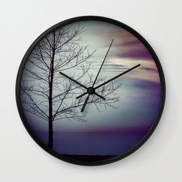 Have You Ever Wall Clock