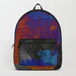 Neon Grunge 3 Backpack