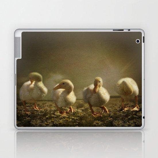 Dancing On Daisies Laptop & iPad Skin