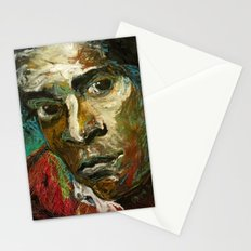 Jean-Michel Basquiat 2 Stationery Cards