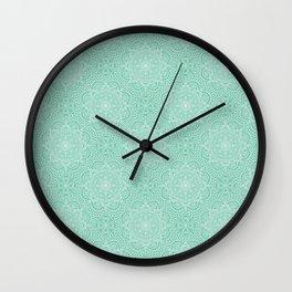 Mandala 52 Wall Clock