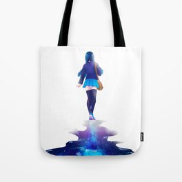 Walk among the stars Tote Bag