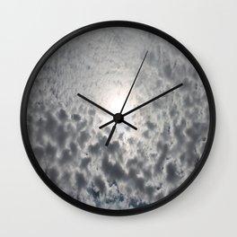Light hole  Wall Clock