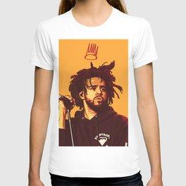 J Cole Art  Poster02 T-shirt