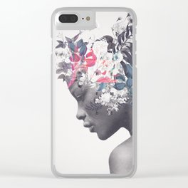Memento Clear iPhone Case