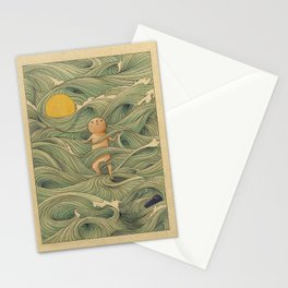 Washed Stationery Cards