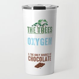 Reasons To Save The Trees Environmental Ecosystem Nature Lovers Gifts Travel Mug