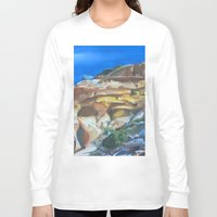 dune Long Sleeve T-shirts featuring Dune by Ana Rafael