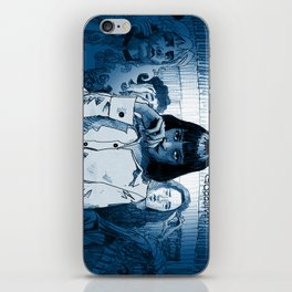 Pulp Fiction - Mia Wallace iPhone Skin