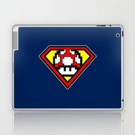 Super Mushroom Laptop & iPad Skin
