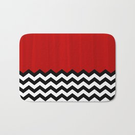 Twin Peaks - The Red Room Bath Mat