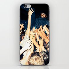 Stage Diving iPhone & iPod Skin