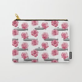Subs and Roses Carry-All Pouch