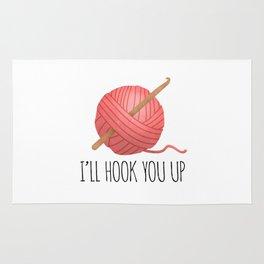 I'll Hook You Up Rug