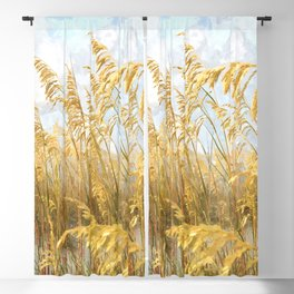 Sea Oats Blackout Curtain