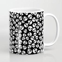 MINI TOSSED SKULLS             Coffee Mug