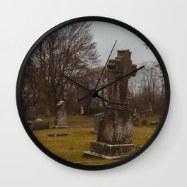 Centralia, Pennsylvania Cemetery Wall Clock