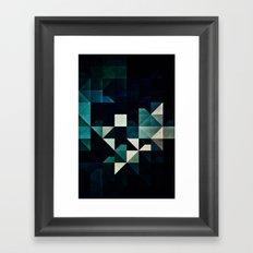 dymyndstryke Framed Art Print