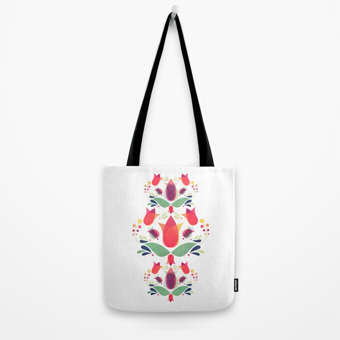 Gardens of V Tote Bag
