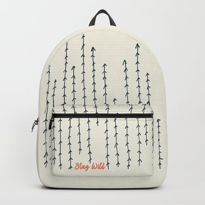 Stay Wild Backpack