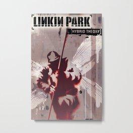 HYBRID THEORY Metal Print