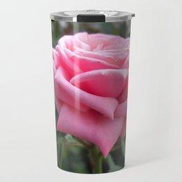 Pink Roses in Anzures 6 Travel Mug