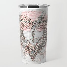Love with the hundred of promises Travel Mug