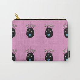 SLOB NOT SNOB Carry-All Pouch