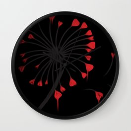 Scatter Kindness Wall Clock