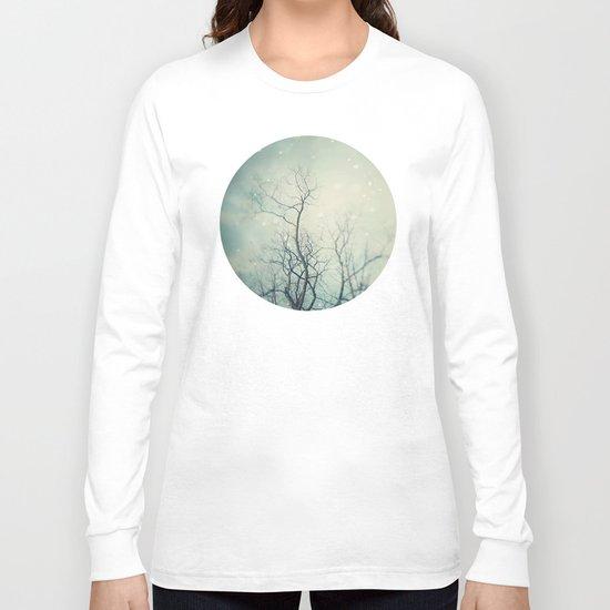 Winter Poem  Long Sleeve T-shirt
