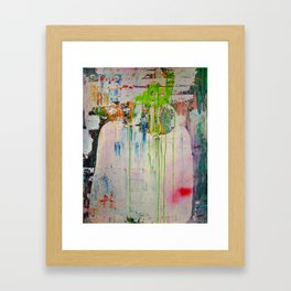 I love what you've don't with your hair Framed Art Print