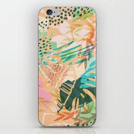 Tropical Mixup iPhone Skin